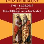 Ogłoszenia parafialne: III Niedziela Wielkanocna, (05.05.2019)
