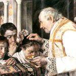 Ogłoszenia parafialne: VII Niedziela Zwykła Rok A, (23.02.2020)