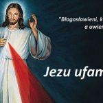 Ogłoszenia parafialne: II Niedziela Wielkanocna, (19.04.2020)